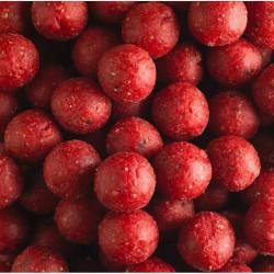 Протеинови топчета за подхранване Червена Боровинка/Cranberry 10кг. Barfin Line