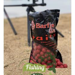 Протеинови топчета Червена магия 20мм 1 кг Barfin Line