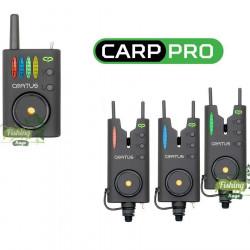 Сигнализатори Carp Pro Cratus 3+1