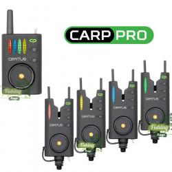 Сигнализатори Carp Pro Cratus 4+1