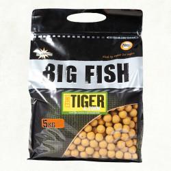 Топчета DB Big Fish Sweet Tiger & Corn Boilies 5кг