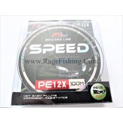 Плетено влакно 12-нишково FL Speed PE 12X 0,14- до 0.35мм