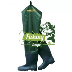 Дълги ботуши до таза за риболов и лов Filstar