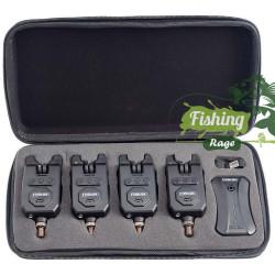 Комплект сигнализатори FilStar 4+1  FSBA-21