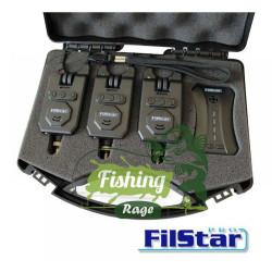 Комплект сигнализатори FilStar 3+1  FSBA-21