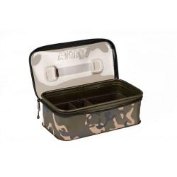 Несесер Fox Aquos Camo Rig Box & Tackle Bag